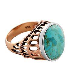 Barse Genuine Turquoise Ring #Dillards.   Beautiful ring!
