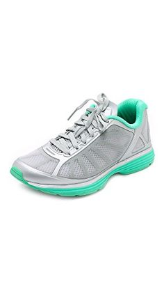 Athletic Propulsion Labs Womens Windchill SilverMint 9 * Find out more about the great product at the image link.