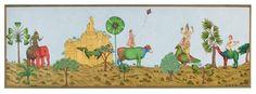 Alexander Gorlizki, We Came From Afar, 2012, Jhaveri Contemporary