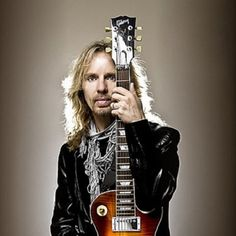 Tommy Shaw of Styx is 63 today.  And still adorable!