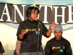 Joy Dlamini performing Sugar Daddy
