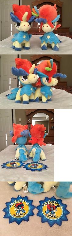 Pok mon 1524: Pokemon Center Pokedoll Keldeo Resolute And Normal Form Japan Plush Toy With Tag -> BUY IT NOW ONLY: $40 on eBay!
