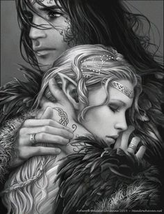 Cassian and mor acotar fantasy art, art y throne of glass Fantasy Artwork, Iron Fey, Luis Royo, Fantasy World, Fantasy Love, Mythical Creatures, Fantasy Characters, Faeries, Native American Indians
