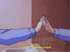 Aesthetic anime pic shared by memy_world on We Heart It Quote Aesthetic, Aesthetic Pictures, Aesthetic Anime, Anime Gifs, Anime Art, Anime Body, The Garden Of Words, Image Citation, Cartoon Quotes