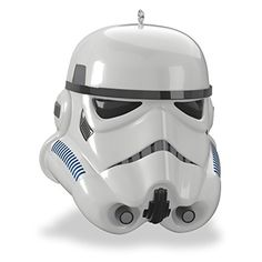 Hallmark Keepsake Star Wars Imperial Stormtrooper Helmet Ornament With Sound 23Inch by 25Inch by 253Inch * Read more  at the image link.