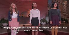 3 girls got on national television and told the not-so-pretty truth about America. Fearless.
