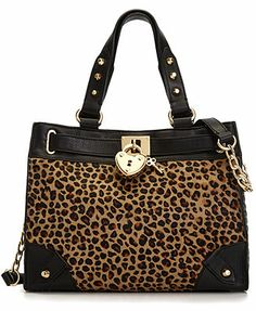 Juicy Couture Handbag, Robertson Haircalf Mini Daydreamer