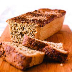 Receita Pão da terra 100% integral, por Equipa Bimby - Categoria da receita Pratos principais vegetariano