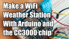 In this project, you will learn how to build a WiFi weather station using Arduino and the WiFi chip. You will learn how to connect sensors to your Ard. Arduino Projects, Facebook Sign Up, Wifi, Chips, Weather, How To Make, Indoor Outdoor, Potato Chip, Potato Chips