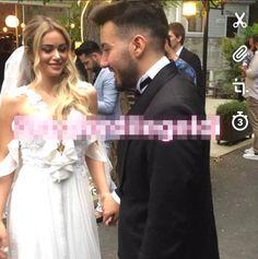 Enes Batur Evlendi Resmi Elbise Dugun Dugun Davetiyeleri