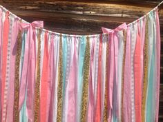 Pink Coral Mint Gold Sequin 6x6 Sequin Ribbon Garland Backdrop Photo Prop Sparkly Photbooth Glitter