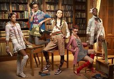 Britain's Next Top Model : Geek Chic