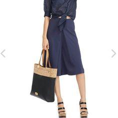 Selling this SALENWT Ralph Lauren Pleated-Crepe Culotte in my Poshmark closet! My username is: meghanelena. #shopmycloset #poshmark #fashion #shopping #style #forsale #Ralph Lauren #Pants