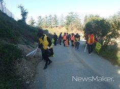 김해시, 하나님의교회(안상홍증인회) & 한국도로공사와 고속도로 법면 대청소 실시