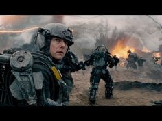 ▶ Edge of Tomorrow - Official Trailer 1 [HD] - YouTube