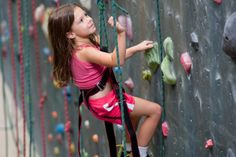 Go Rock Climbing: Kid-friendly climbing facilities all over New Jersey provide thrilling, safe fun for the whole family!