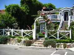 Bon Laguna Beach   English Garden