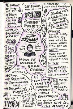 Circles Conf 2014 Sketchnotes — Matt Lehman #circles2014
