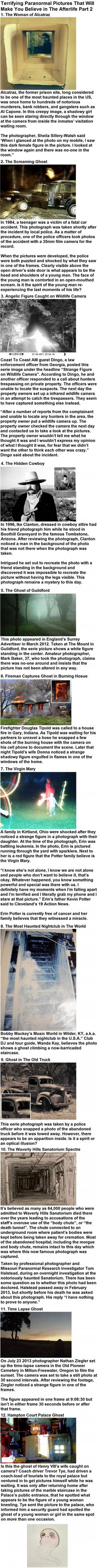 Miracle Village in Florida, where rapists, murderers and robbers live