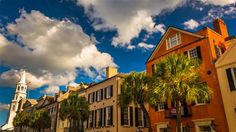 Charleston: Travel + Leisure's annual Readers' Choice Top Cities in the U.S. and Canada.