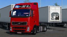 Euro Truck Simulator 2 Volvo FH480 E5 |