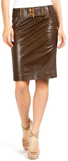 Gucci Skirt @Michelle Coleman-HERS
