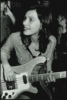 Kira Roessler / Black Flag.