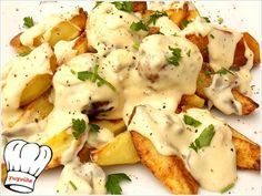 ΚΕΦΤΕΔΑΚΙΑ ΜΕ ΛΕΥΚΗ ΣΑΛΤΣΑ ΦΕΤΑΣ!!! | Νόστιμες Συνταγές της Γωγώς