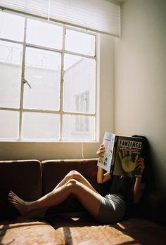 Sofas & window light