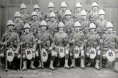 Black Watch 1900 boer war Military Photos, Military Art, Military History, Military Uniforms, World War One, First World, Indochine, Highlanders, British Colonial