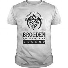 I Love  Best TeeShirts BROGDEN Shirts & Tees