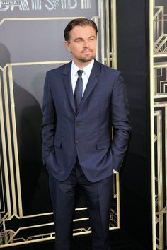 Great Gatsby / Leonardo DiCaprio / Prada
