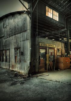 """""""Steel Office"""""""