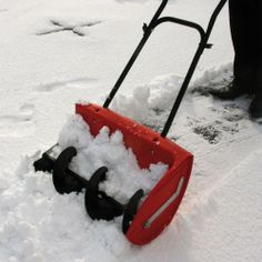 Snow Clearer The blades and the main body of this unit are manufactured from heavy duty plastic. Ideal for clearing car parks, walk ways, Pavement etc Shelving Systems, Industrial Shelving, Storage Design, Shovel, Car Parking, The Unit, Snow, Walkways, Management