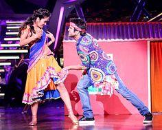 Rithvik Dhanjani and Asha Negi perform on 'Nach Baliye 6'. #Fashion #Style #Bollywood #Beauty