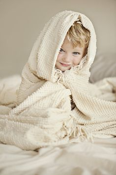 Best feeling ever! Cuddling up with a blanket... unless it's cuddling up with your child and a blanket