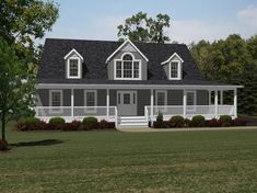 The Wellbourne | Maryland Modular Homes | Beracah Homes