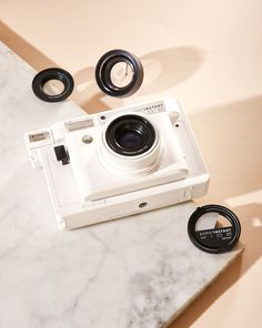 Shop Lomography Lomo'Instant Wide Camera - White at Urban Outfitters today. New Polaroid Camera, Instax Wide Film, Fujifilm Instax Wide, Ultra Wide Angle Lens, Perfect Camera, Memories Photography, Close Up Lens, F 16, Lifestyle Shop