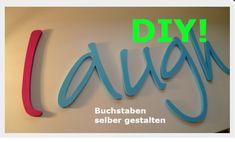 Wanddeko - Holz Wandtattoo ★ DIY ★ Kreativset - ein Designerstück von abc_ABC bei DaWanda