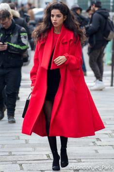 JP Gaultier Paris Fashion Week Haute Couture Street Style SS18 PFW
