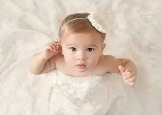 Baby girl picture in mom& wedding dress. Funny, I was just thinking about. Baby In Wedding Dress, Wedding Dress Pictures, Wedding Dresses, Baby Girl Photography, Children Photography, Wedding Photography, Food Photography, Family Photography, Baby Girl Pictures