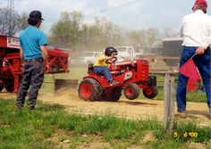 Antique Tractor Pulling Parts   Garden tractor pulls are a regular part of our Spring Gas Ups and Fall ...