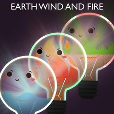 Ultra Realistic Earth Wind and Fire Album cover