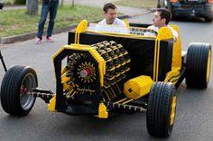 DIGIDAtech.net: Ecco la Lego Car