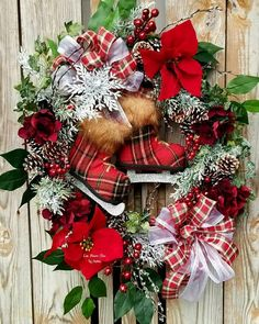 Christmas Wreath-Christmas Wreath With Ice skate-Designer Ice Skate Christmas Wreath-Winter Wreath For Front Door-Holiday Wreaths-Winter Wreaths-Christmas Door Wreaths-Holiday Door Decor- Ice Skate Wreath-Ice Skates For More Christmas Wreaths: Christmas Wreaths For Front Door, Holiday Wreaths, Winter Wreaths, Holiday Decor, Rustic Christmas, Christmas Holidays, Christmas Crafts, Happy Holidays, Merry Christmas