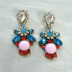 big earrings - Google Search