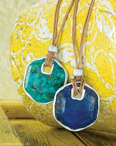 Paradise Necklace, Necklaces - Silpada Designs www.mysilpada.com/carolyn.petty