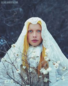 Russian Artist Creates Surreal Photos To Illustrate Traditional Fairy Tales | Bored Panda