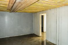 Basement Waterproofing Tips How To Fix A Wet Basement The Money Pit pertaining to Basement Flooring Options For Wet Basements Leaky Basement, Damp Basement, Flooded Basement, Basement Laundry, Basement Finishing, Laundry Rooms, Basement Waterproofing Paint, Basement Repair, Basement Flooring Options