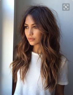 You might have heard the old expression about your hair being the crowning glory of your appearance. Either way, if you are looking for tips on how to style wavy hair, it is because yo… Messy Hairstyles, Pretty Hairstyles, Amazing Hairstyles, Latest Hairstyles, Onbre Hair, Hair Photo, Great Hair, Balayage Hair, Bayalage